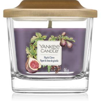 Yankee Candle Elevation Fig & Clove vonná svíčka malá 96 g