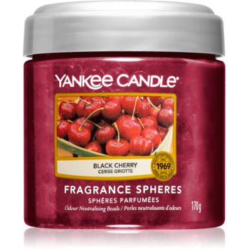 Yankee Candle Black Cherry mărgele parfumate poza noua
