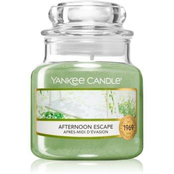 Yankee Candle Afternoon Escape lumânare parfumată Clasic mini