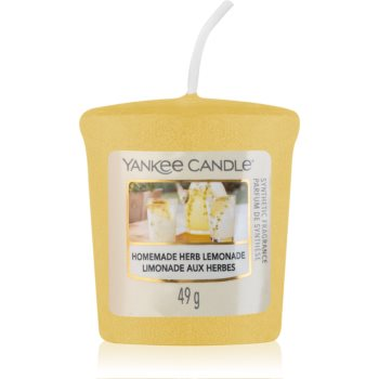 Yankee Candle Homemade Herb Lemonade lumânare votiv