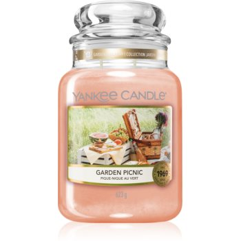 Yankee Candle Garden Picnic lumânare parfumată