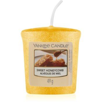 Yankee Candle Sweet Honeycomb lumânare votiv poza