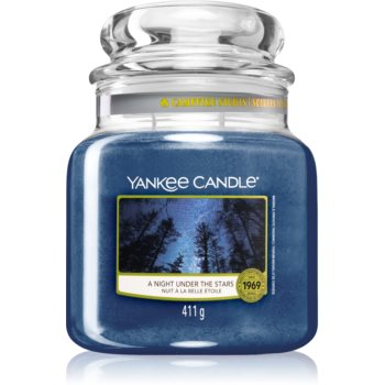 Yankee Candle A Night Under The Stars lumânare parfumată