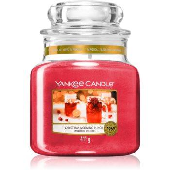 Yankee Candle Christmas Morning Punch lumânare parfumată