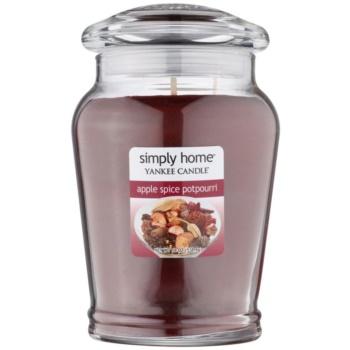 Yankee Candle Apple Spice Potpourri ароматна свещ   голяма