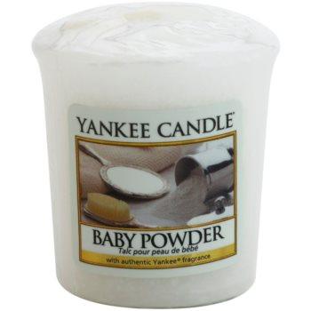 Yankee Candle Baby Powder vela votiva