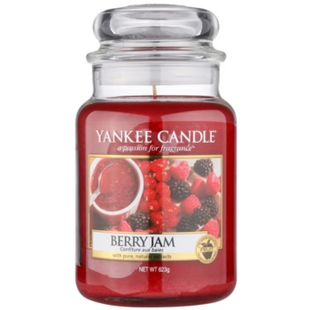Yankee Candle Berry Jam Duftkerze   Classic groß