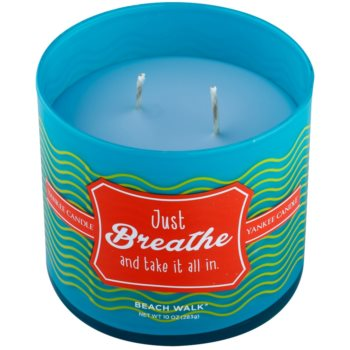 Yankee Candle Beach Walk ароматна свещ    (Just Breathe and Take it All in) 1