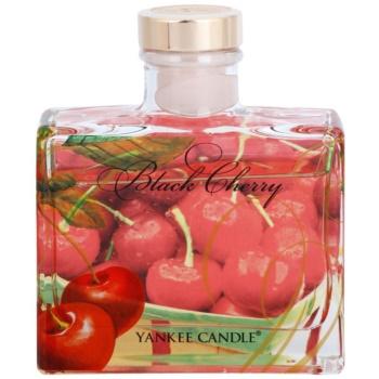Yankee Candle Black Cherry Aroma Diffuser mit Nachfüllung  Signature 1