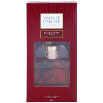 Yankee Candle Black Cherry Aroma Diffuser mit Nachfüllung  Signature 2
