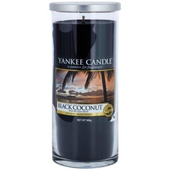 Yankee Candle Black Coconut illatos gyertya   Décor nagy