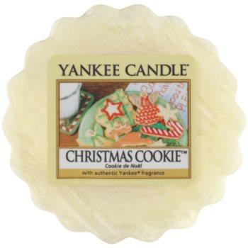 Yankee Candle Christmas Cookie illatos viasz aromalámpába