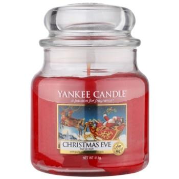 Yankee Candle Christmas Eve vonná svíčka Classic střední 411 g