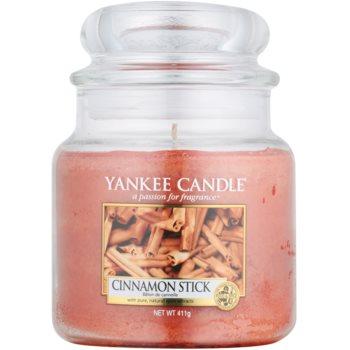 Yankee Candle Cinnamon Stick vonná svíčka Classic střední 411 g