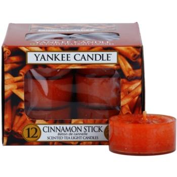 Yankee Candle Cinnamon Stick čajová svíčka 12 x 9,8 g
