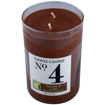 Yankee Candle Coconut & Lime Duftkerze   Décor groß (No.4) 1
