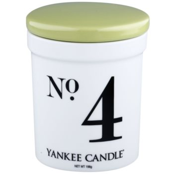 Yankee Candle Coconut & Lime Scented Candle   (No.4)