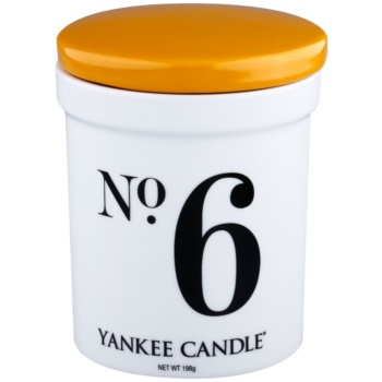 Yankee Candle Coconut & Pineapple Scented Candle   (No.6)