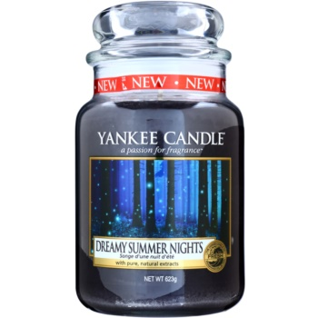 Yankee Candle Dreamy Summer Nights vonná svíčka Classic velká 623 g