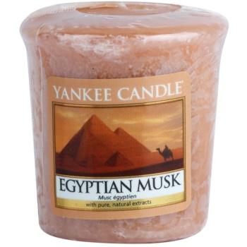 Yankee Candle Egyptian Musk votivní svíčka