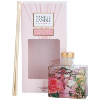 Yankee Candle Fresh Cut Roses aroma difuzor cu rezervã  Signature