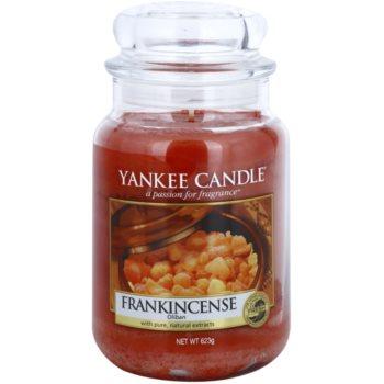 Yankee Candle Frankincense świeczka zapachowa   Classic duża