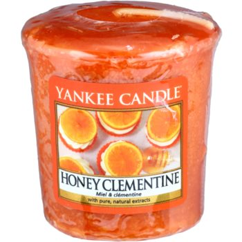 Yankee Candle Honey Clementine votivna sveča