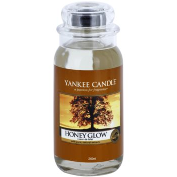 Yankee Candle Honey Glow Aroma Diffuser mit Nachfüllung  Classic 1