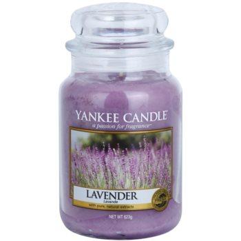 Yankee Candle Lavender ароматизована свічка   Classic велика