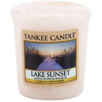 Yankee Candle Lake Sunset Votive Candle