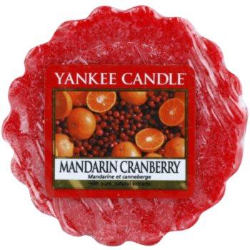Yankee Candle Mandarin Cranberry віск для аромалампи