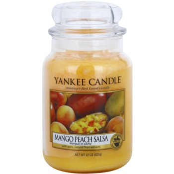Yankee Candle Mango Peach Salsa dišeča sveča   Classic velika