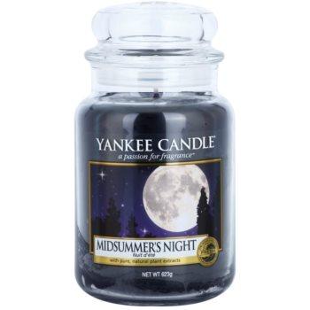 Yankee Candle Midsummers Night świeczka zapachowa   Classic duża