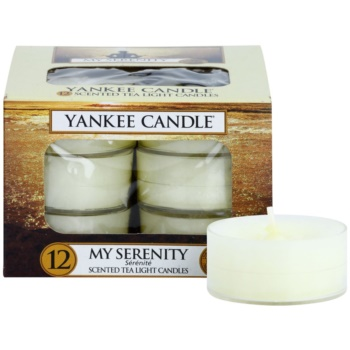 Yankee Candle My Serenity чайні свічки