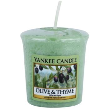 Yankee Candle Olive & Thyme Votivkerze