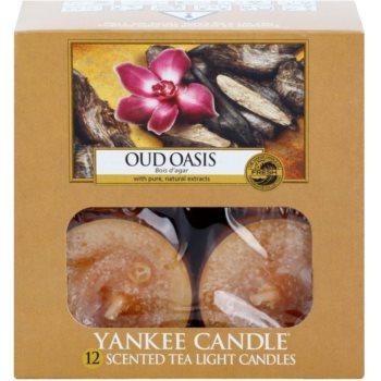 Yankee Candle Oud Oasis čajová svíčka 1