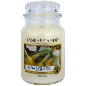 Yankee Candle Pinacolada Scented Candle  Classic Large