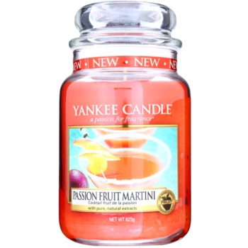 Yankee Candle Passion Fruit Martini Scented Candle  Classic Large