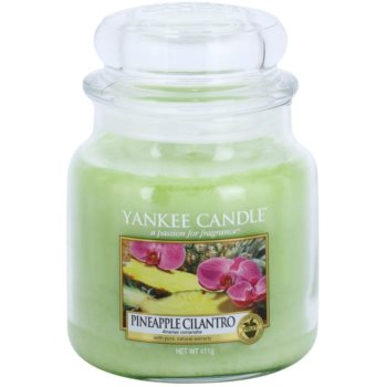 Yankee Candle Pineapple Cilantro Duftkerze   Classic medium