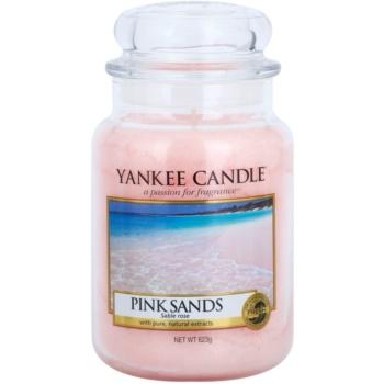 Yankee Candle Pink Sands vonná svíčka  Classic velká