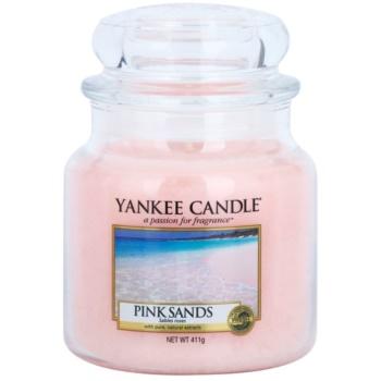 Yankee Candle Pink Sands lumanari parfumate 411 g Clasic mediu