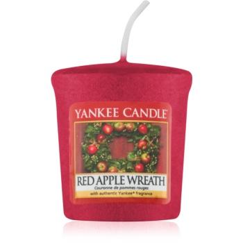 Yankee Candle Red Apple Wreath lumânare votiv imagine produs