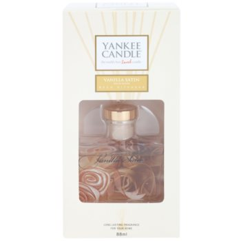 Yankee Candle Vanilla Satin aroma difuzor cu rezervã  Signature 2