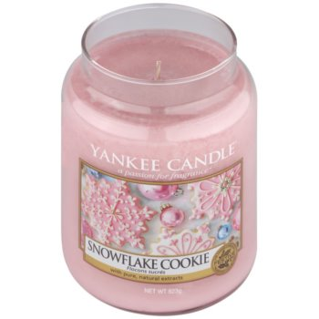 Yankee Candle Snowflake Cookie Duftkerze   Classic groß 1