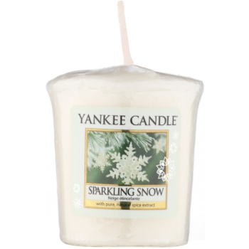 Yankee Candle Sparkling Snow lumânare votiv