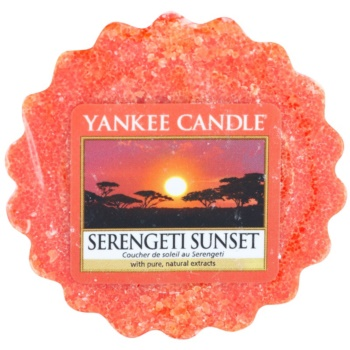 Yankee Candle Serengeti Sunset Wachs für Aromalampen