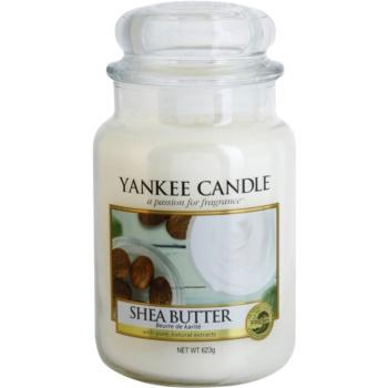 Yankee Candle Shea Butter lumanari parfumate 623 g Clasic mare