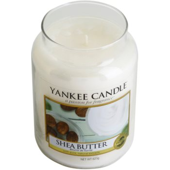 Yankee Candle Shea Butter Scented Candle  Classic Large 1