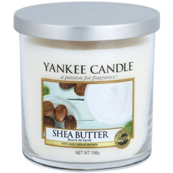 Yankee Candle Shea Butter dišeča sveča   Décor majhna