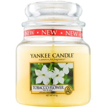 Yankee Candle Tobacco Flower lumanari parfumate 411 g Clasic mediu